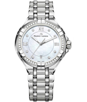 AI1006-SD502-170-1 Aikon 35mm Swiss made quartz watch with diamonds