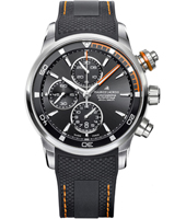 PT6008-SS001-332-1 Pontos S 43mm Swiss Automatic Diver Chronograph