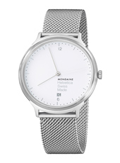MH1.L2210.SM Helvetica No1 Light 38mm Swiss watch with Sapphire crystal
