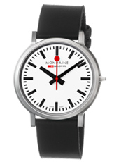 A512.30358.16SBB Stop2go  41mm Swiss Railway Watch with Special Movement