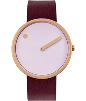 43382  40mm Rose gold design watch