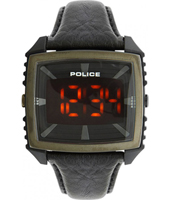 PL13890JPBU-02 Countdown 43mm Digital Quartz Watch