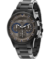 PL14383JSU-61M Driver 45mm Anthracite Gents Watch with Day-Date