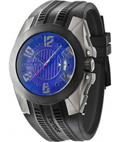 PL14155JSUB-27P Radical 43.50mm Tough Gents Watch with Purple Crystal