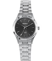 P.1656 Ultimate Journey 28mm Ladies quartz watch with Black Dial