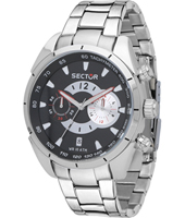 R3273794002 330 Racing 45mm Steel Gents Quartz Chronograph