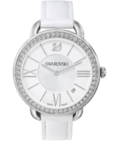5095938 Aila Day 37mm White Ladies Watch