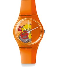 GO116 Bloody Orange 34mm