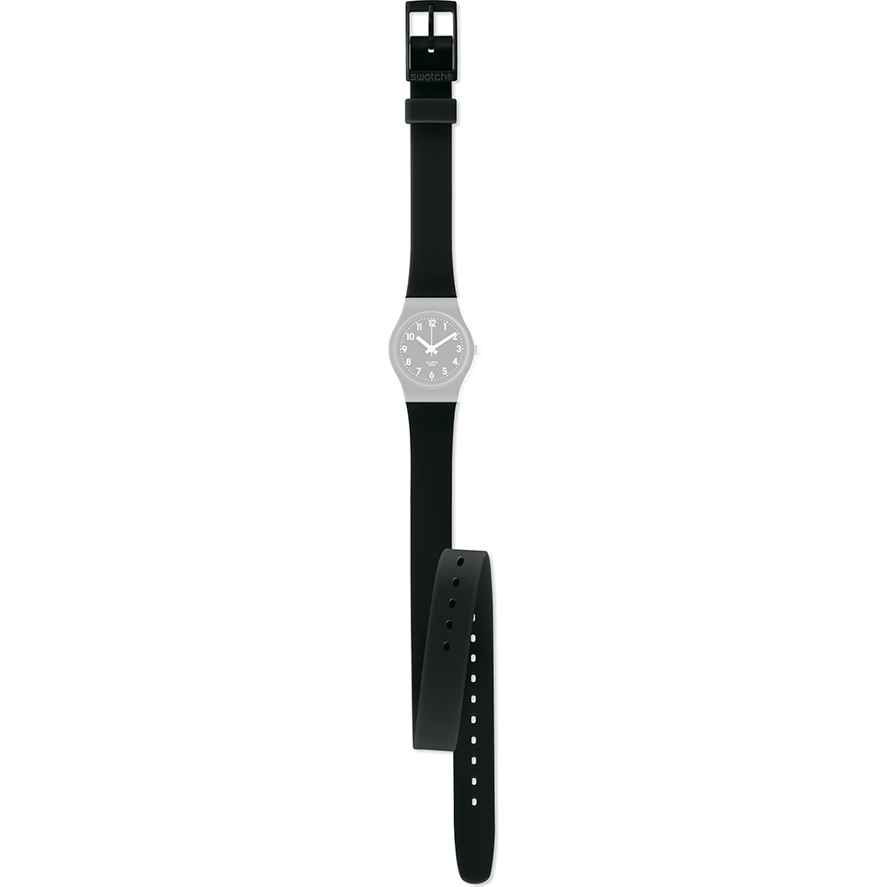 choisir le plus récent grande vente Vente Bracelet Swatch ALB170 Lady Double Tour • Revendeur officiel • Montre.be