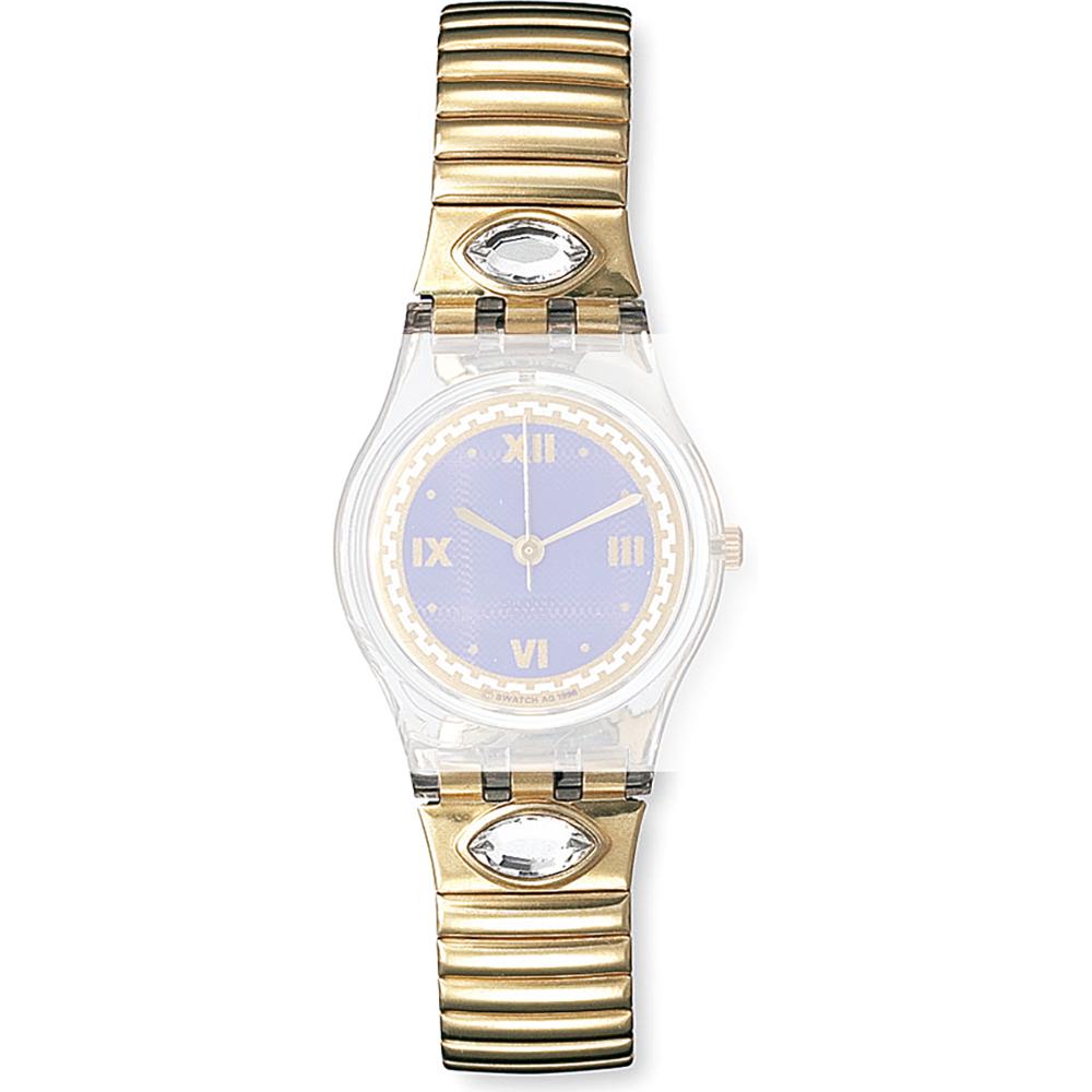 Officiel Swatch • Crystal Alk163 Bracelet Be Revendeur Clear Montre k8OPn0wNX