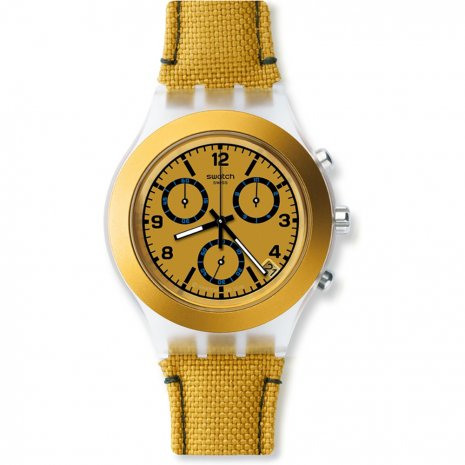 Swatch Mustardy montre