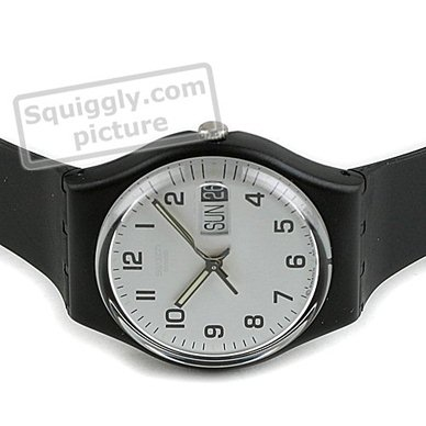 Standard Size Watch Collection Automne-Hiver Swatch
