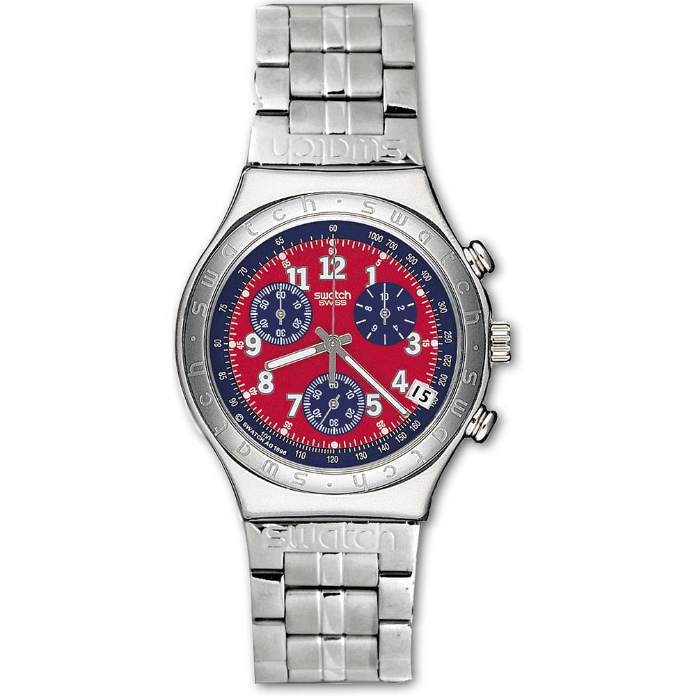 Swatch Flip Usa Ycs405d Montre Agent Irony Red Secret ALRc5Sjq34