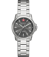 06-7044.1.04.009 Swiss Recruit  32mm Ladies Watch with Sapphire Crystal