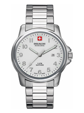 06-5231.04.001 Swiss Soldier Prime 39mm Gents Watch with Sapphire Crystal