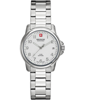 06-7231.04.001 Swiss Soldier Prime 32mm Ladies Watch with Sapphire Crystal