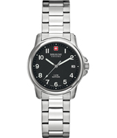 06-7231.04.007 Swiss Soldier Prime 32mm Ladies Watch with Sapphire Crystal