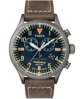 TW2P84100 Heritage Waterbury Classic Chronograph with Date
