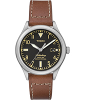 TW2P84600 Heritage Waterbury 38mm Classic Watch with back light