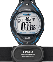 T5K567 Race Trainer 41mm 10 workout, 50 Lap Heart Rate Monitor Sports Watch