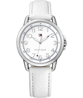 1781652 Casey 36mm White ladies quartz watch