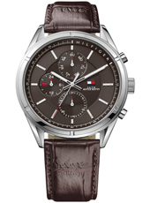 TH1791126 Charlie 44mm Brown gents watch with daydate