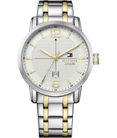1791214 George 44mm Bicolor Gents Watch with Date