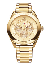 TH1781214 Gracy 44mm Gold Day/Date Ladies Watch