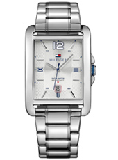 TH1791201 Jack 32mm Steel Square Gents Watch