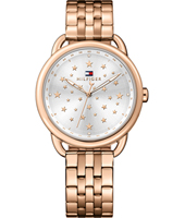 1781738 Lucy 36mm Rose gold ladies quartz watch