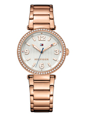 TH1781590 Lynn 32mm Rose Gold Ladies watch with Crystals