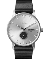 FAST106WC010112 Falken 38mm Minimalist watch with small second