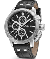 CE7001 CEO Adesso Chrono 45mm Steel chronograph with date