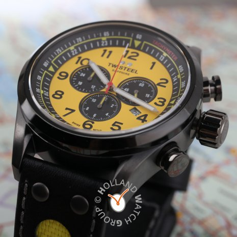Limited Edition 150 pcs Chronograph Collection Automne-Hiver TW Steel